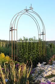 Metal Arches And Pergolas by New Style Garden Arches Metal Arbours Wrought Iron Pergolas Buy