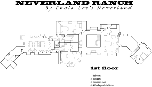 ranch house floor plan enola s neverland tour of neverland hourse floor plans