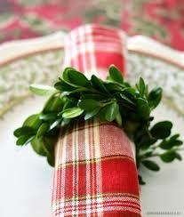 christmas in july diy boxwood wreath napkin rings u2013 home is where