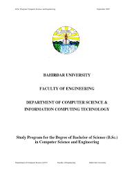 Bahirdar Computersci U0026eng Final Argument Numerical Analysis