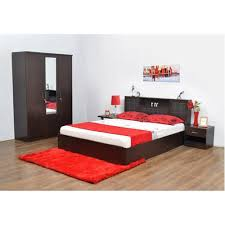 Nilkamal Bedroom Furniture Nilkamal Brown Monarch Bed Malhar Enterprises Id 18115440955