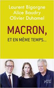 Meme Temps - macron et en m礫me temps lisez
