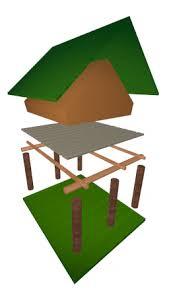 tenda jamboree come costruire una sopraelevata