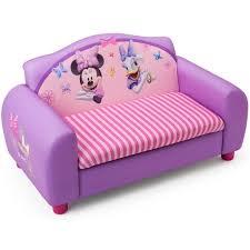 canapé minnie minnie canapé enfant avec rangement achat vente fauteuil