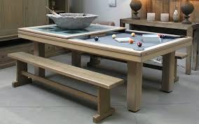 fusion pool dining table pool and dining table fusion pool table dining table combination