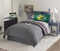 Green Bay Packers Bedding Set Green Bay Packers Denim Bedding Accessories Are Still Available At