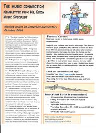 What Day Does Thanksgiving Fall On 2014 Newsletters Jefferson Elementary