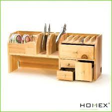 Wooden Desk Organizers Looking Attractive Wood Desktop Organizers 26 Brilliant
