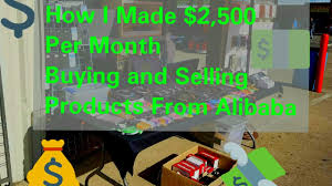 how i made 2 500 per month selling wholesale products from