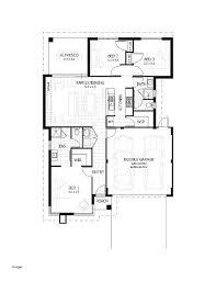 plan de maison de plain pied avec 4 chambres plan de maison plain pied avec 4 chambres gratuit garage