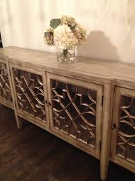 Mirrored Dining Room Table Mirrored Buffet Table For Dining Room Home Ideas Pinterest
