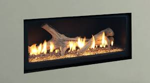 modern gas fireplace insert modern ventless gas fireplace inserts