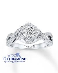 leo diamond ring the leo diamond 991470319 engagement ring the knot