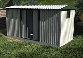 Sheds Nz Farm Sheds Kitset Sheds New Zealand by Jumbo With Double Sliding Door Garden Sheds Skyline Buildings