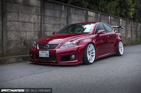 bagged lexus is350 lexon reinvents the lexus is f speedhunters