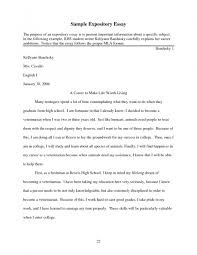 Write A Good Resume Dreams Essay How To Write A Good Expository Essay Writing A Good