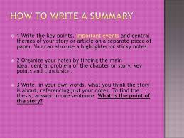 How To Make A Resume With Only One Job by How To Write A Summary