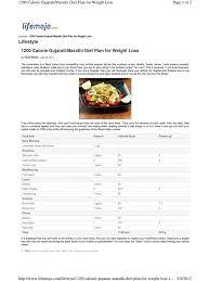 1200 calorie gujarati marathi indian cuisine dieting