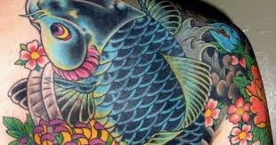 koi tattoo which way should it face the coolest koi fish tattoo designs you have seen