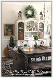 french farmhouse dining room reveal french farmhouse front