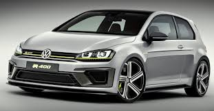 volkswagen easter uautoknow net vw unleashes the golf r 400 sports car concept on