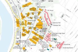 wvu evansdale map downtown housing virginia