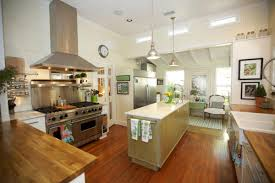 kitchen modern farmhouse kitchen decoration using cream subway