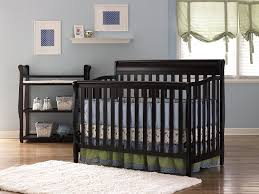 amazon com graco stanton convertible crib espresso baby