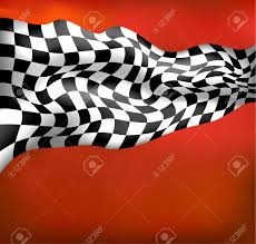 Checkered Flag Eps Racing Background Checkered Flag Wawing Royalty Free Cliparts