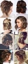 easy party hairstyles for medium length hair best 25 short wedding hairstyles ideas on pinterest wedding