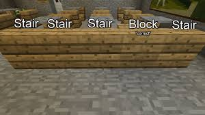 Stone Stairs Minecraft by Mc 92 Slab U0026 Stairs Lighting Incorrect Jira