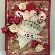 cool valentines cards to make 97 best tarjetas scrapbook san valentin images on pinterest