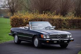 mercedes classic 2016 1986 1989 mercedes benz 560 sl review supercars net