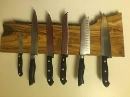 magnet for kitchen knives magnetic knife board diy