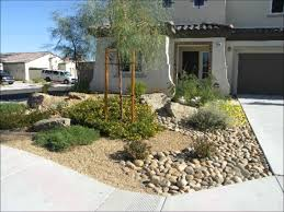 amusing front yard landscape ideas with rocks pictures decoration