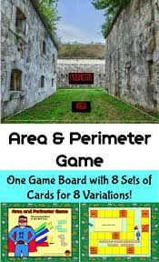 Area And Perimeter Worksheets 4th Grade Best 20 Perimeter Games Ideas On Pinterest Area And Perimeter
