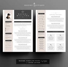 design lebenslauf resume template cover letter cv professional modern