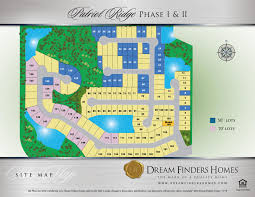 Patriot Homes Floor Plans by Patriot Ridge Dream Finders Homes