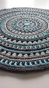 Crochet Bathroom Rug by 842 Best Mandala Crochet Images On Pinterest Crochet Doilies