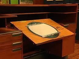 Studio Work Desk Walt Disney History Museum