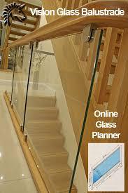 Glass Stair Handrail Glass Balustrade Glass Balustrading Panels Glass Stair Handrails