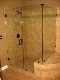 Bathroom Shower Enclosures Ideas by Bathtub Glass Doors Bathroom Shower Stalls With Doors Shower