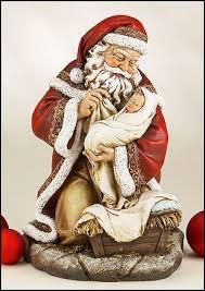 santa kneeling at the manger 131 best kneeling santa and baby jesus images on baby