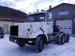 volvo tractor 1996 volvo wg64 tandem axle day cab tractor for sale by arthur