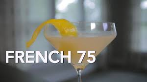 french 75 french 75 recipe video hgtv