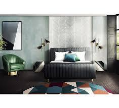 sophia bed essential home mid century furniture