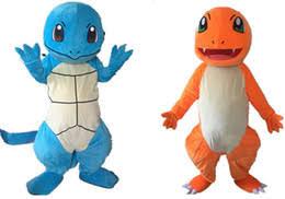 Charmander Halloween Costume Pokemon Mascot Costumes Pokemon Mascot Costumes Sale