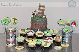 angry birds birthday cake gainesville fl bearkery bakery