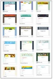 google form template google drive blog holiday themes and