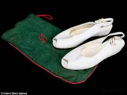 diana shoes diana shoes set to fetch 500 at auction